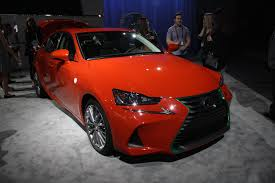 lexus cars red lexus painted a car with sauce autoguide com news