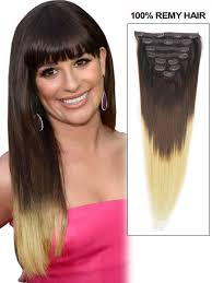 18 inch hair extensions inch gentle clip in indian human hair extensions three