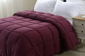 Home Classics Reversible Down Alternative Comforter Super Oversized High Quality Down Alternative Comforter Fits