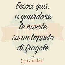 frasi canzoni italiane canzonitaliane instagram photos and
