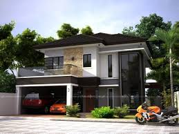 Contemporary design of houses in the philippines