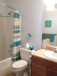 Bathroom Ideas Diy Diy Bathroom Curtain Ideas Aqua Teal Yellow And Gray Curtains