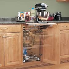 Height Of Kitchen Base Cabinets by Rev A Shelf 5 In H X 5 In W X 5 In D Full Height Base Cabinet