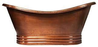 Bathtubs Montreal Montreal Copper Tub By Coppersmith Rustic Bathtubs By World