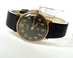 russian watch raketa etsy