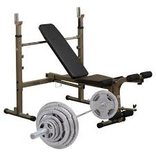 Olympic Bench Set With Weights Best 25 Olympic Weight Set Ideas On Pinterest Weight Lifting