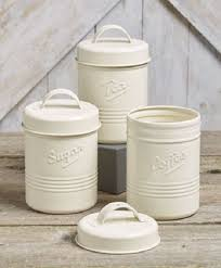 Rustic Kitchen Canister Sets - unbranded metal kitchen canister sets ebay