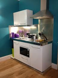 the elfin kitchens m 150 standard kitchen with a 28 litre combi