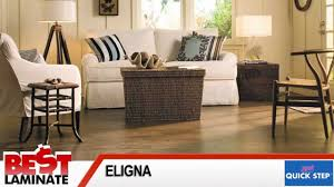 Quick Laminate Flooring Quick U2022step Eligna Review Of Laminate Floor Collection Youtube