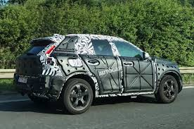 volvo xc40 future bmw x1 rival spotted testing on uk roads autocar