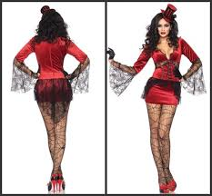 wholesale halloween toys 2017 in stock red hat and dress halloween costumes christmas