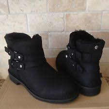 womens ugg maddi boots ugg australia buckle winter boots for ebay