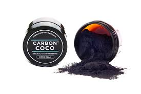 review how to get white teeth with carbon coco activated charcoal