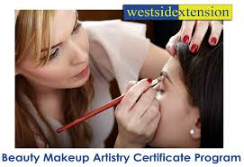 makeup artistry certification program beauty makeup artistry