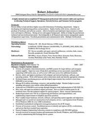 It Manager Resume Examples by Phlebotomy Resume Includes Skills Experience Educational