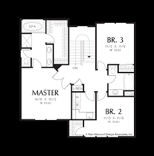 mascord house plan 22187a the newcastle
