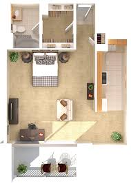Studio Apartment Floor Plans Studio Apartments In Chevy Chase Md Highland House