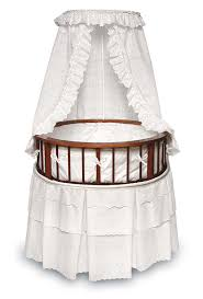 bedroom round baby bassinet round baby bassinet bedding pink