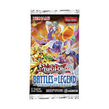yu gi oh battles of legend light u0027s revenge booster pack yu gi
