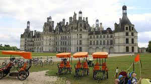 chateaux and wine around villandry transportation to château de chambord in the loire valley