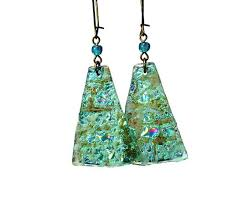 eco friendly earrings 30 best eco chic jewelry eco friendly images on eco
