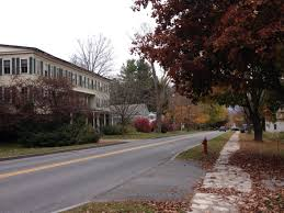 Vermont travel noire images Abandoned vermont manchester inn preservation in pink jpg