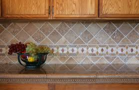 Hegle Tile Kitchens Tile Backsplash Medallions And Listelles - Kitchen medallion backsplash