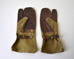 Army Gloves Etsy
