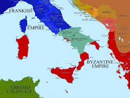 Italy Political Map by Charlemagne U0027s Italy By Hillfighter On Deviantart