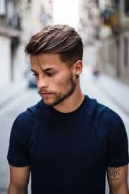 what is a gentlemens haircut 25 young men s haircuts side sweep hair high fade and side swept