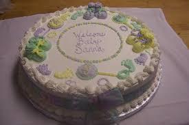 girls baby shower cakes http www cake decorating corner com