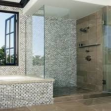 bathroom idea pictures 37 glass tile ideas for bathroom futurist architecture