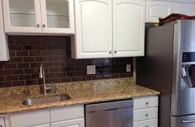 sle backsplashes for kitchens modern kitchen with brown granite countertops saura v dutt stones
