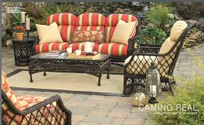 Wicker Table L Wicker Furniture Patio Leeward Collection By Venture