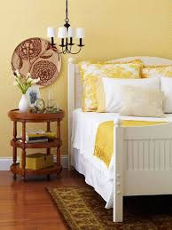 yellow bedroom ideas yellow bedroom ideas with lower chandelier and nightstand and