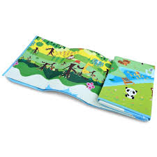Kids City Rug by New Arrival 200cmx180cm Kids Forest Happy City Road Carpets