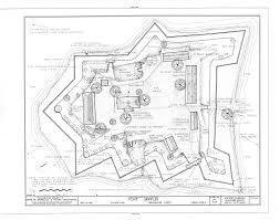 Guard House Floor Plan file fort mifflin mud island marine and penrose ferry roads