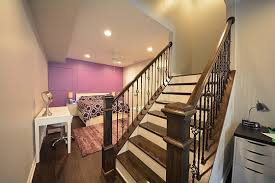 basement stairs and railings ideas basement masters