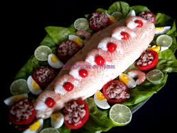 comment cuisiner du saumon surgelé saumon en bellevue les délices de mimm