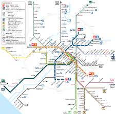 Montreal Metro Map Montreal Metro Map Map Holiday Travel Holidaymapq Com