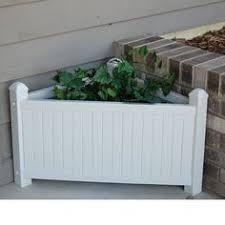 triangular wooden planter box imported pinterest wooden