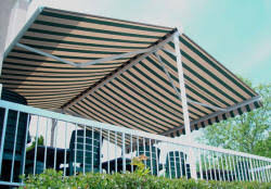 Awning System Eclipse Retractable Deck And Patio Awnings Pittsburgh Pa Deck King