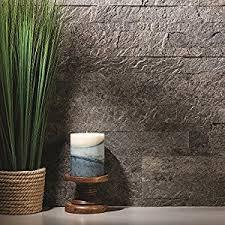 Aspect Peel And Stick Backsplash by Amazon Com Aspect Peel And Stick Stone Overlay Kitchen Backsplash