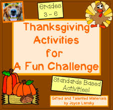 thanksgiving activities by catch my products teachers pay teachers