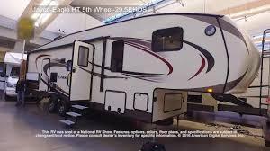 Jayco 5th Wheel Rv Floor Plans by Jayco Eagle Ht 5th Wheel 29 5bhds Youtube