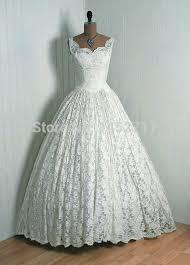 50 s wedding dresses online shop 2015 custom made vintage 50s lace wedding