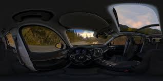 xc90 test drive volvo reality u2014 framestore vr studio