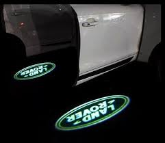 range rover welcome light led car door welcome light laser car door shadow led projector logo