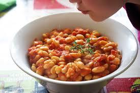 cuisiner des haricots blancs recette haricots blancs à la sauce tomate