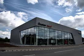 audi headquarters audi dealers exeter devon marshall audi